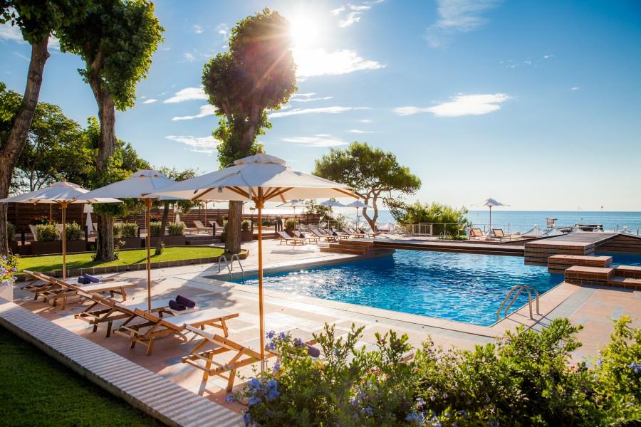 Excelsior Venice Lido Hotel Venice Italy Europe Luxury Short Breaks Kirker Holidays