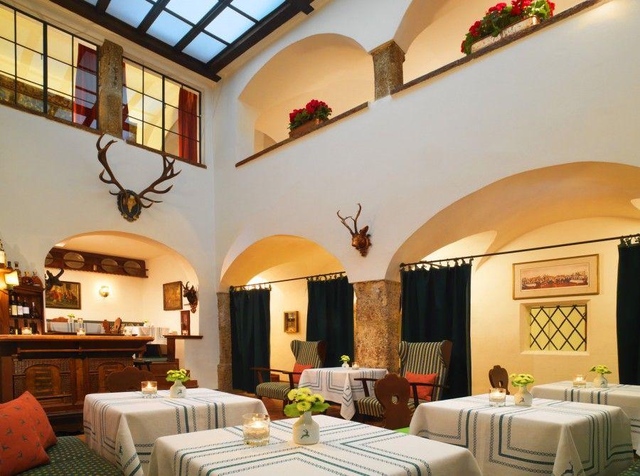 Goldener hirsch luxury short breaks kirker holidays for Designer hotel salzburg