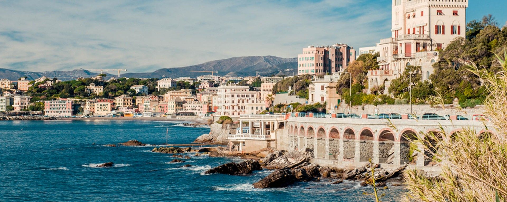 Luxury short breaks in genoa 2019 kirker holidays - Office tourisme italien a paris ...