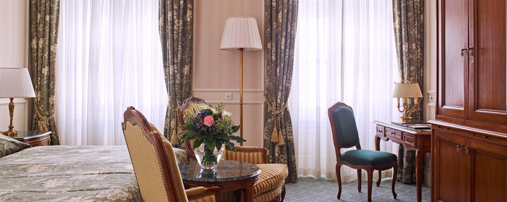 Grand Hotel Wien Karntner Ring