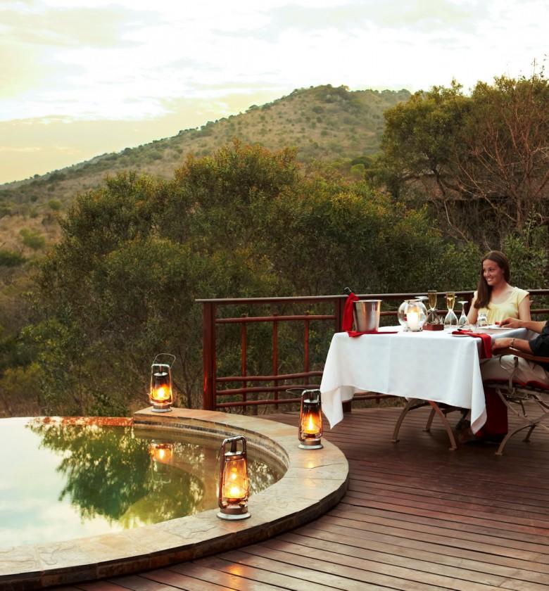 Thanda Private Game Reserve Luxury