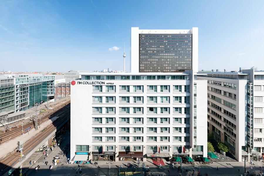 Nh Hotel Berlin Mitte Friedrichstrasse