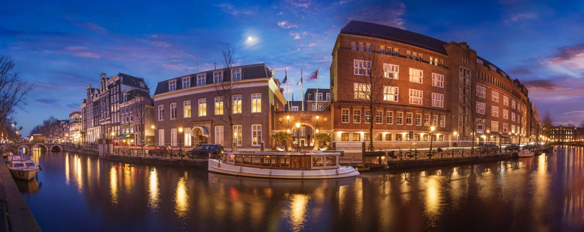 The grand amsterdam hotel amsterdam netherlands europe for Amsterdam hotel low cost centro