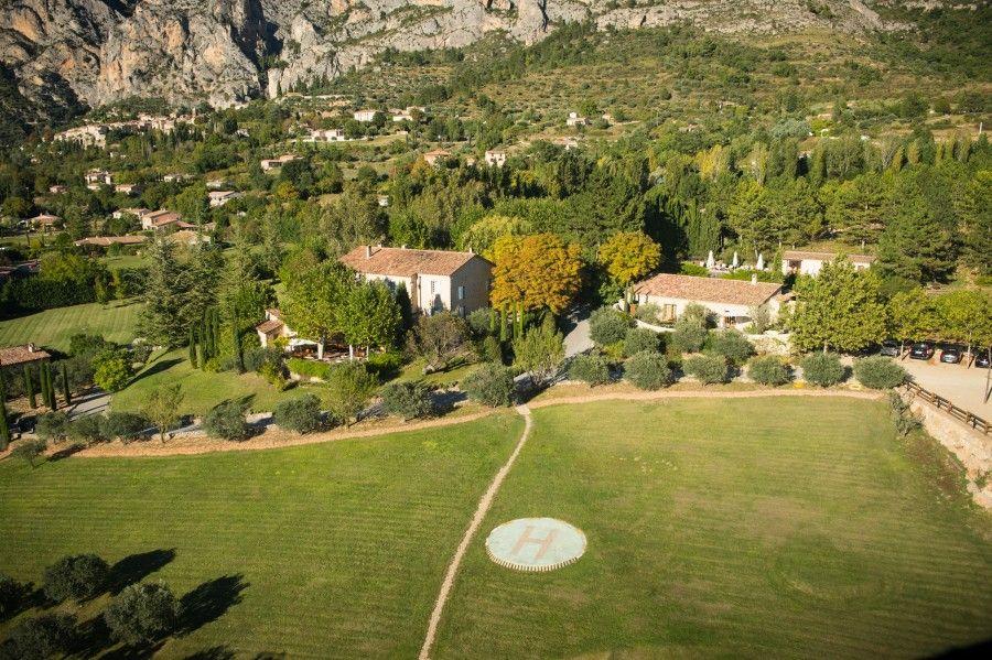 La Bastide De Moustiers Hotel, Provence, France, Europe - Luxury ...