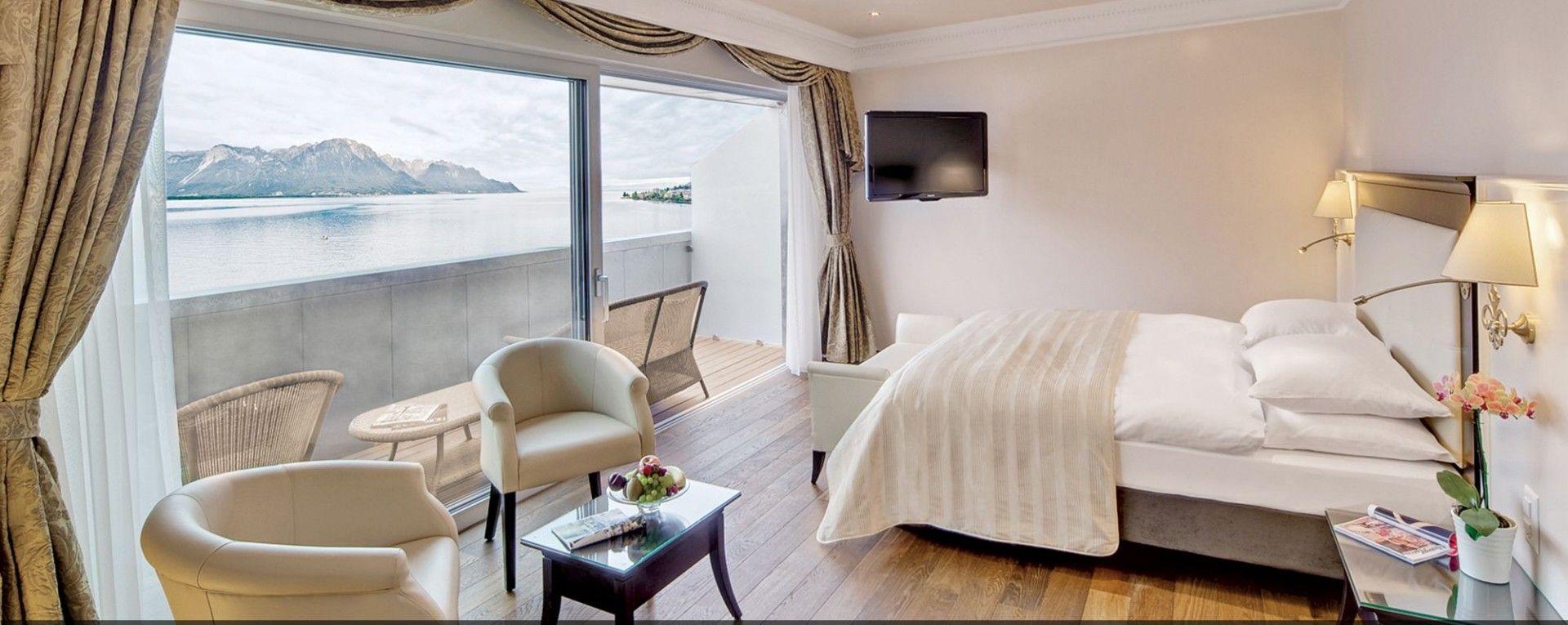 Grand Hotel Suibe Majestic Lake Geneva