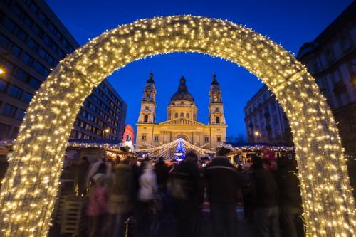 Budapest Christmas Market Location.Budapest Christmas Market Holidays 2019 Kirker Holidays