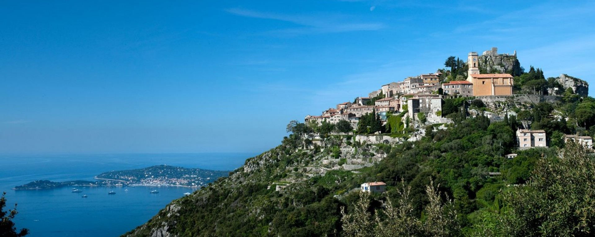 Le chateau de la chevre d 39 or hotel cote d 39 azur france for Cafe du jardin eze