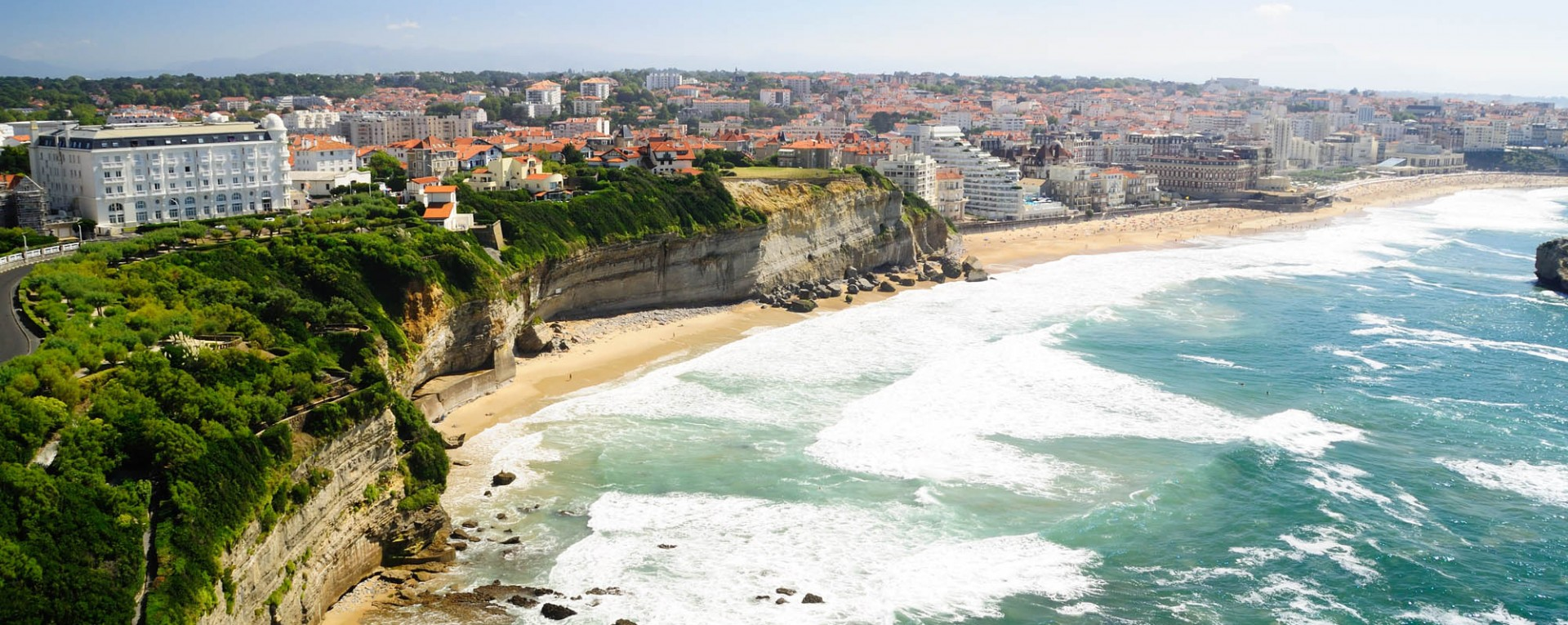 Luxury short breaks in biarritz 2018 kirker holidays - Office du tourisme biarritz horaires ...