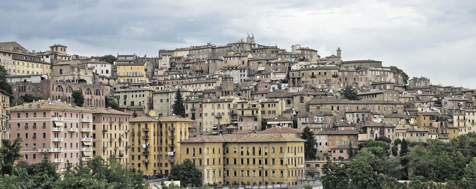 Hotels In Perugia City