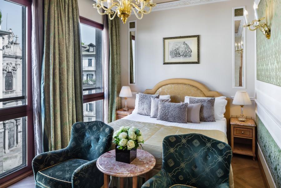 Baglioni Hotel Carlton Hotel, Milan, Italy, Europe - Luxury short ...