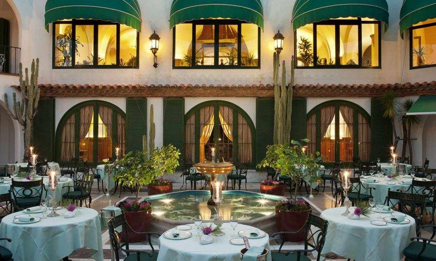 Hostal de la gavina s 39 agaro hotel costa brava spain for Hotel la gavina