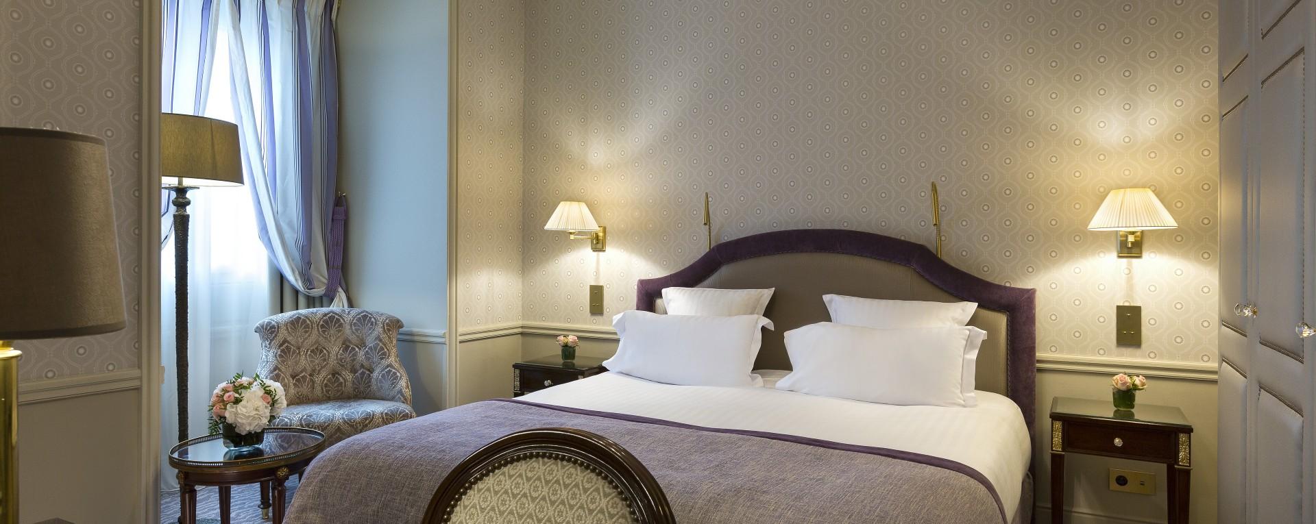 Westminster Hotel, Paris, France, Europe - Luxury short breaks ...