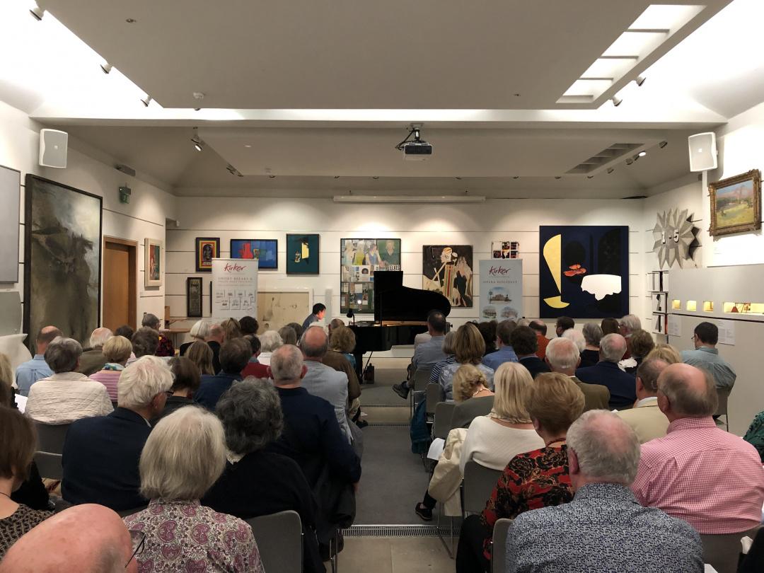 Autumn Concert at Pallant House Gallery